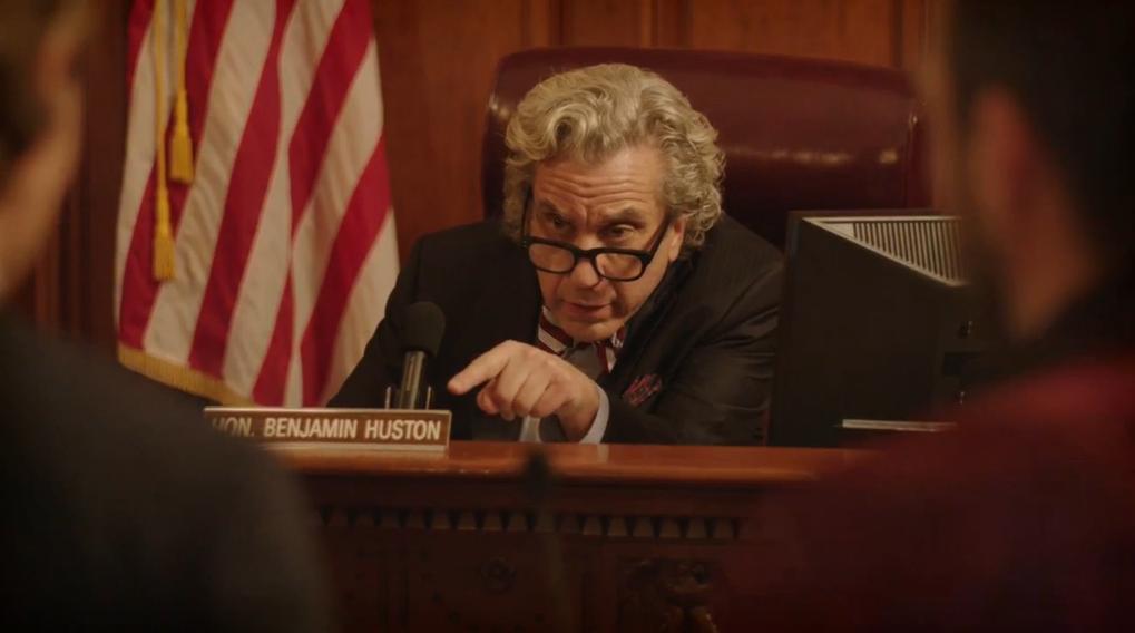 the slap judge huston