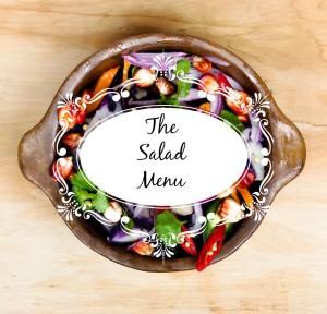 The Salad Menu